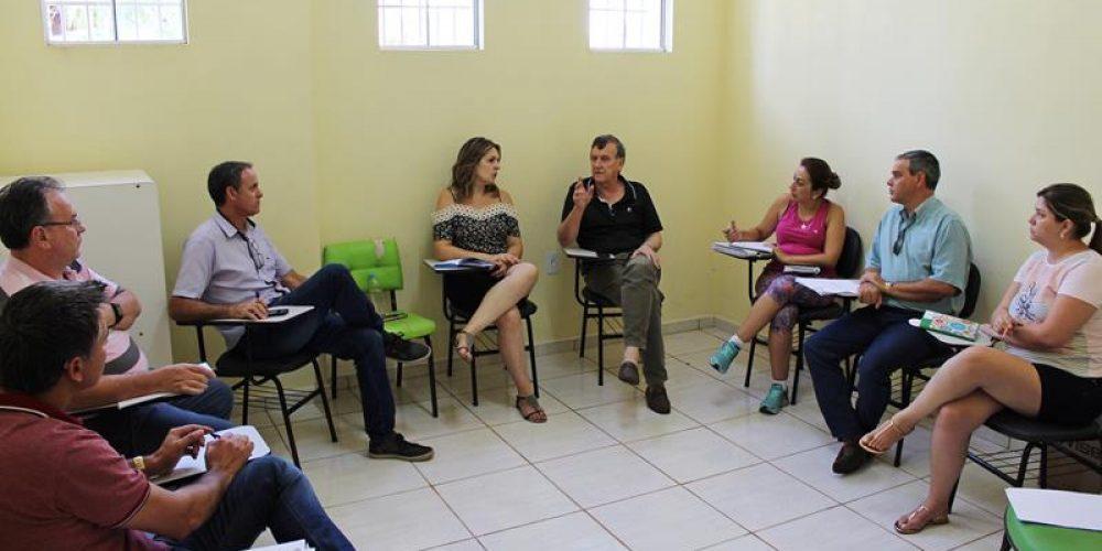 Grupo de trabalho se reuniu nesta semana. Foto: Assessoria Prefeitura