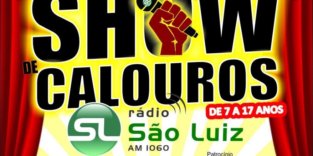 SHOW DE CALOUROS IV 2