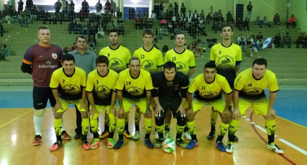 Equipe de Porto Lucena é uma das finalistas. Fotos: Rogério Machado