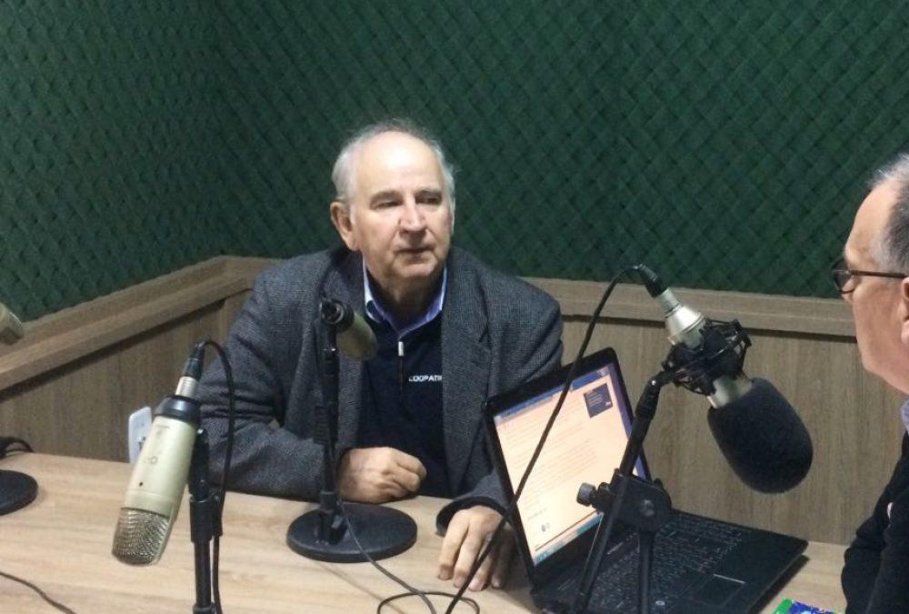 Presidente da Coopatrigo disse que decisão é aguardada pelo setor do agronegócio. Foto: Genaro Caetano/Rádio São Luiz