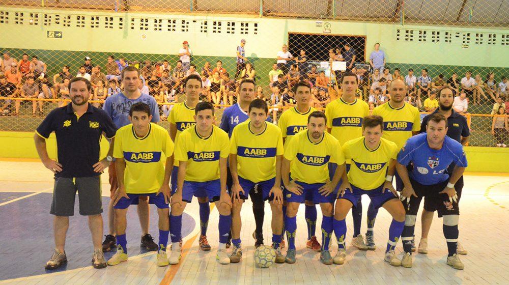 AABB, campeã da Taça Mania em 2017. Foto: Genaro Caetano/Rádio São Luiz