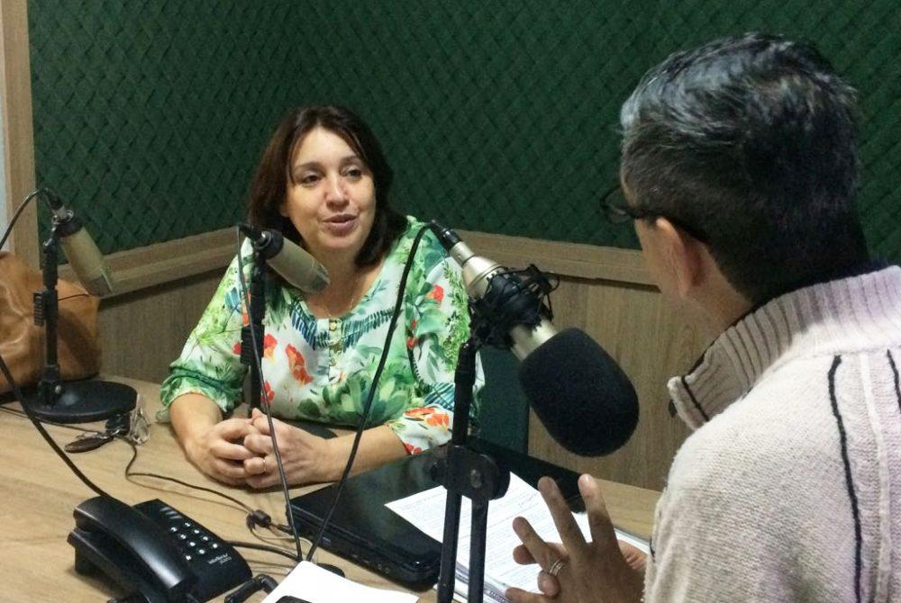 Arisa disse que processo é lento, mas verba para primeiro módulo está garantida. Foto: Genaro Caetano/Rádio São Luiz