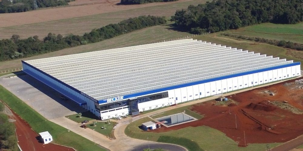 Novo Centro de Distribuição tem 36.000 m2 de área construída