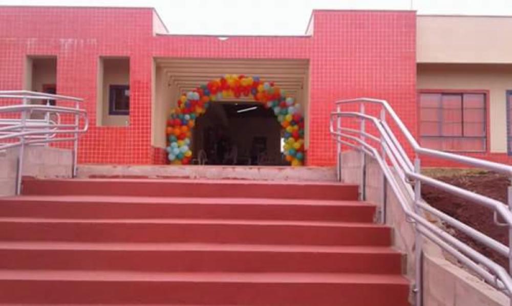 Escola Municipal de Ensino Infantil Maria Cleci Senger, educandário inaugurado no ano passado. Foto: divulgação