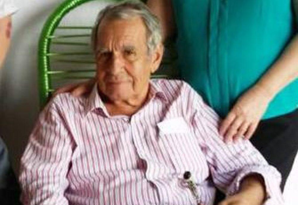 Tio Preto foi radialista, policial civil e grande poeta (Arquivo pessoal)
