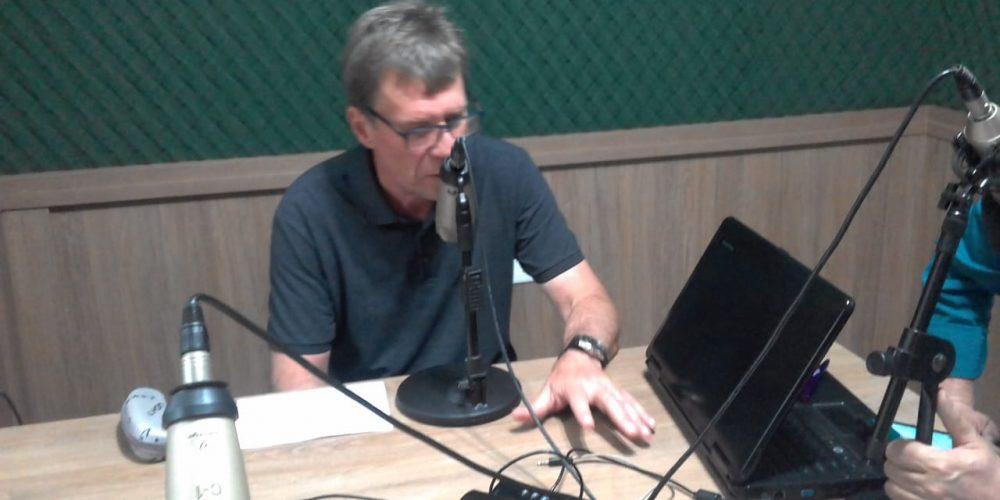 O vereador Piti Werle (MDB)