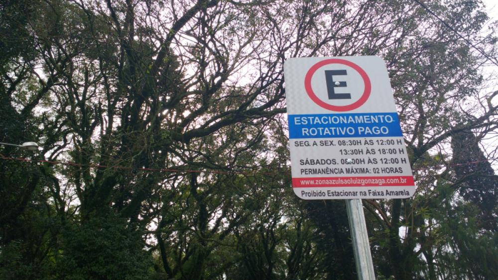 estacionamento rotativo placas_229E