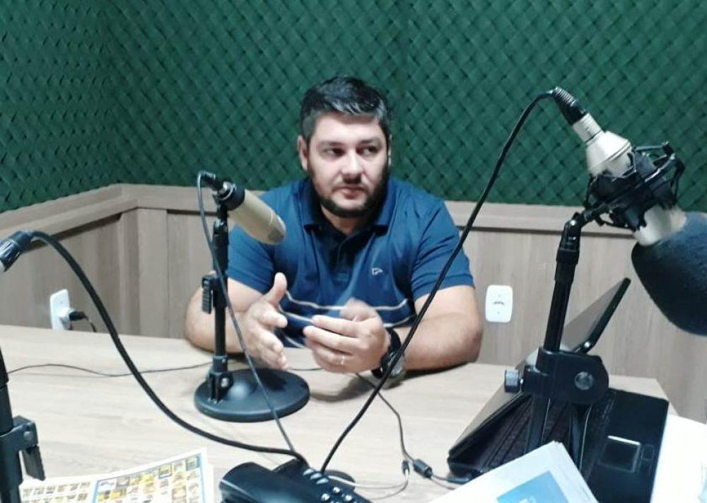 O diretor financeiro do Grupo Caetés, Luciano Canabarro, comentou sobre o ocorrido
