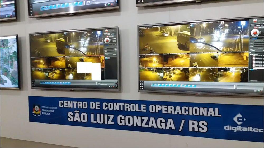 frame videomonitoramento